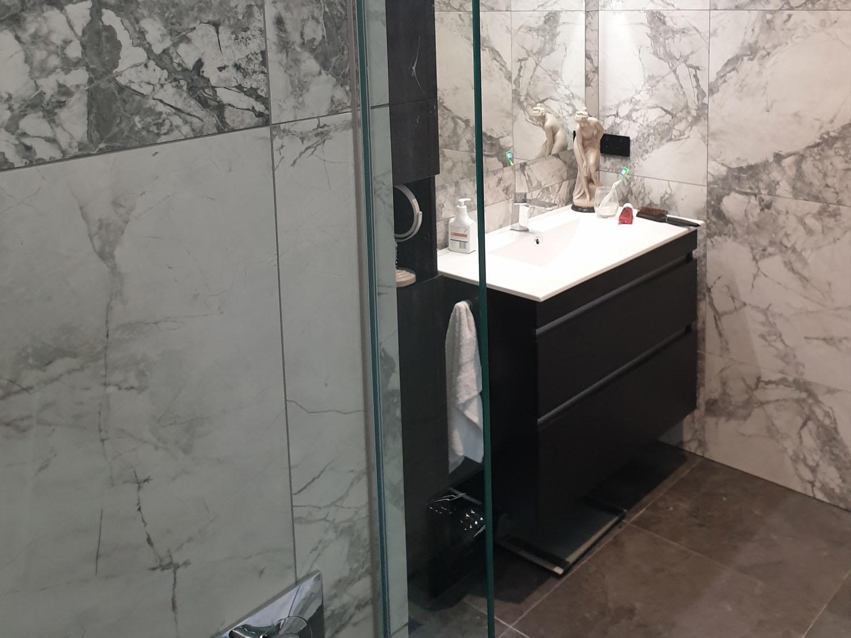Coatesville addition bathroom 15