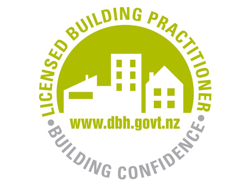 DBH Licensed builder logo