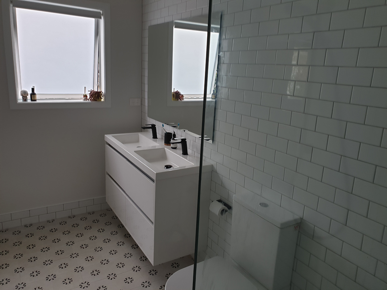 Hillcrest Bathroom renovation