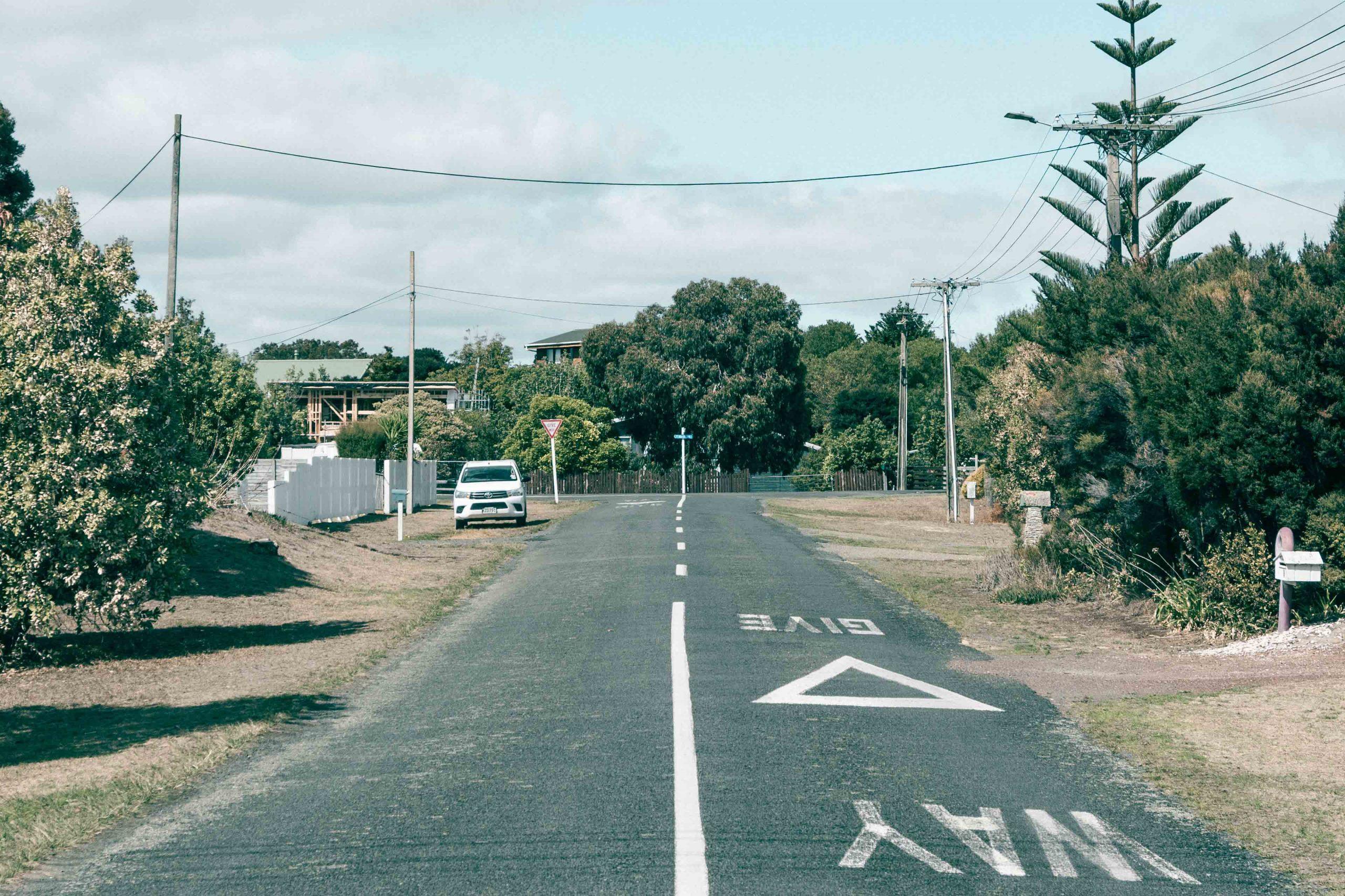 Mangawhai Street Matakana Wellsford scaled