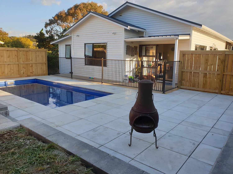 Pools Decking Exterior Patio pavers