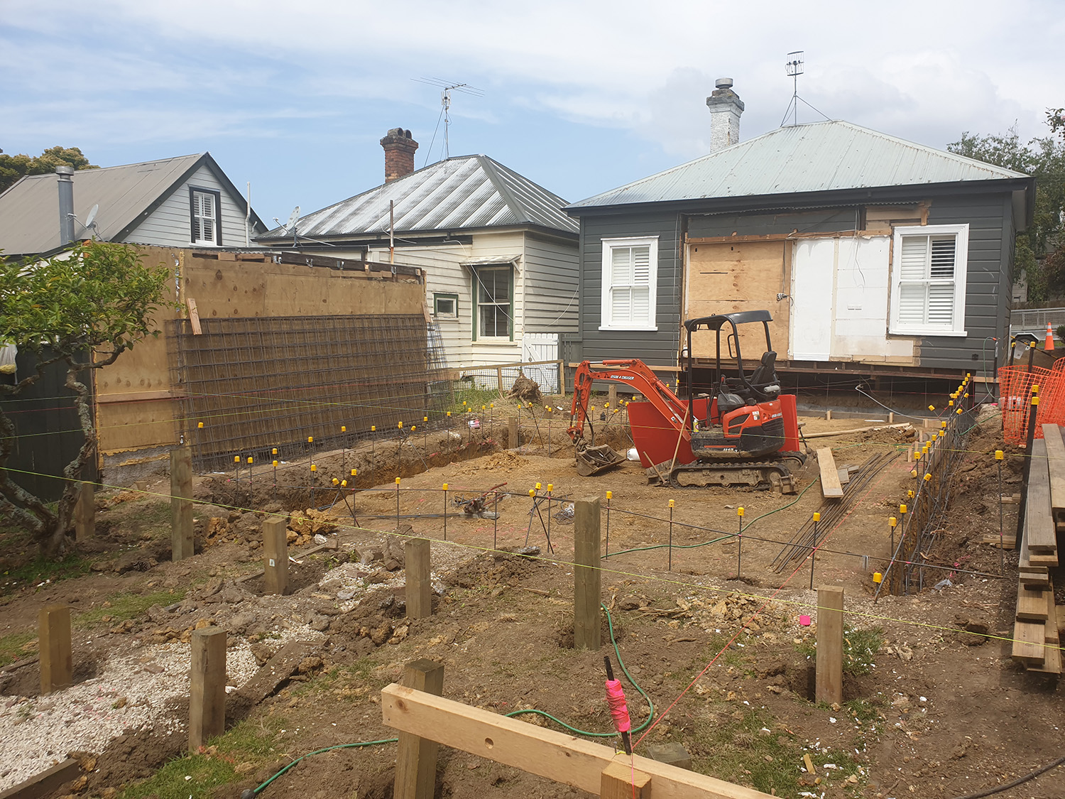 Remuera Extension Add on builders 1